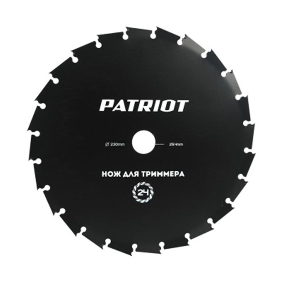 Нож PATRIOT TBS-24