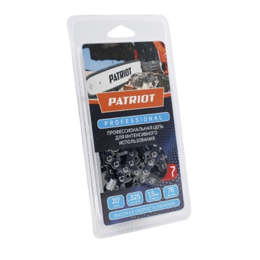 Пильная цепь PATRIOT PROFESSIONAL 21LP-76E (0,325; 1,5 мм; 76 звеньев)