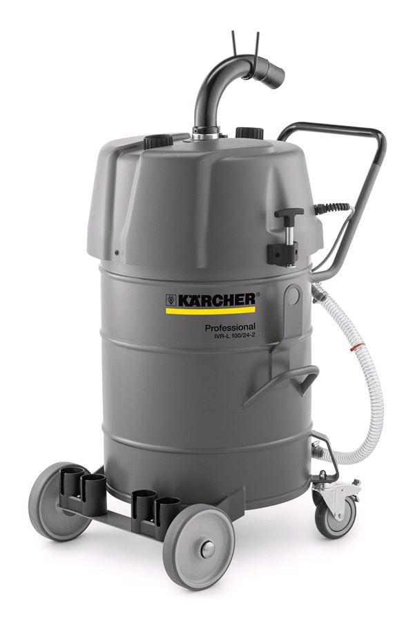 Пылеводосос Karcher IVR-L 100/24-2