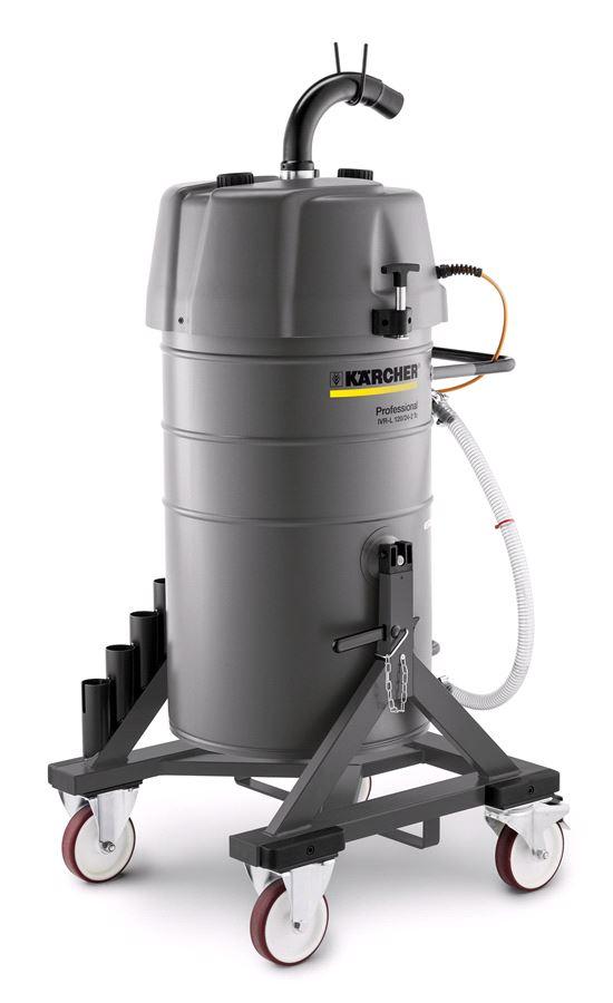 Пылесос промышленный Karcher IVR-L 120/24-2 Tc