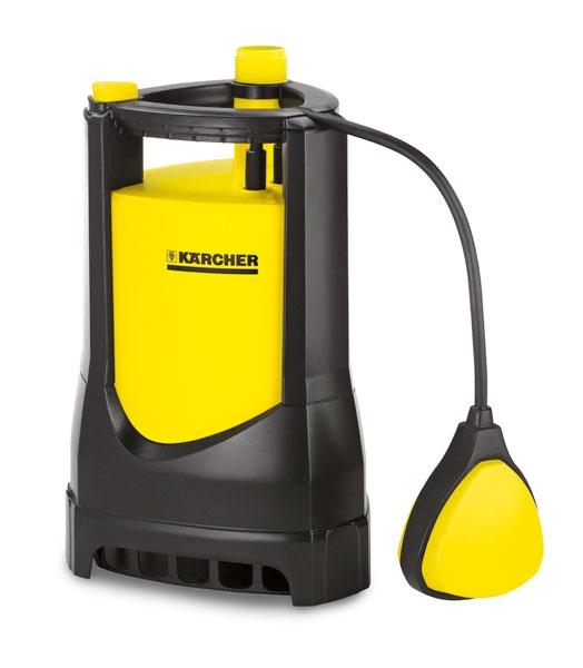 Погружной насос для грязной воды Karcher SDP 9500